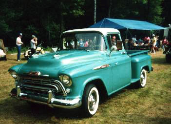 Paul's Personal 1957  Chevy Pickup